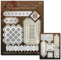 Award Winning Designs in Hardanger 2013