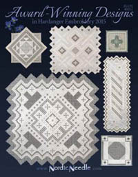 Awarding Winning Designs in Hardanger 2015