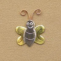 Mini Needle Minder - Bee