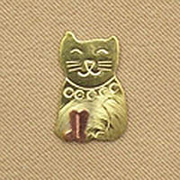 Mini Needle Minder - Kitty