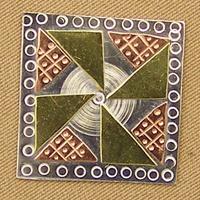 Needle Nanny - Quilt Block
