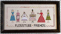 Flosstube Friends