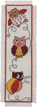Owl Bookmark Kit