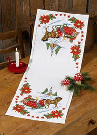 Church Table Runner  Kit