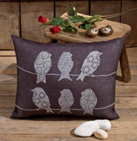 Birds Cushion Kit