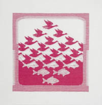 Bird/Fish Pink Kit