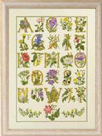 Flowers ABC Kit