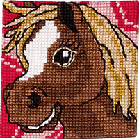 Horse Canvas Kit