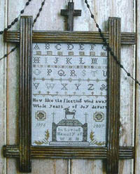 Beloved Companion Memorial Sampler