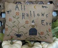 All Hallow's Eve Pinkeep Pillow