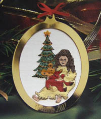 2000 Limited Edition Christmas Ornament