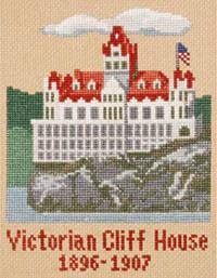 Cliff House 1869-1907 Kit