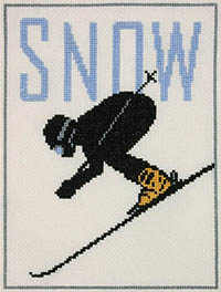 Alpine Skier Kit