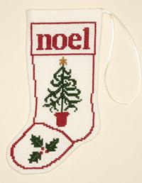 Christmas Tree Stocking Ornament Kit