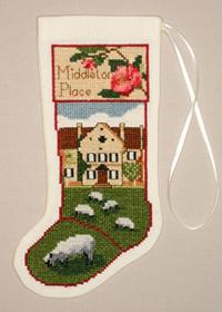 Middleton Place Stocking Ornament Kit