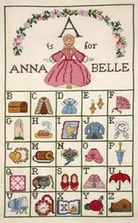 A is For Annabelle Kit