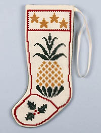 Pineapple Stocking Ornament Kit