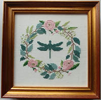 Botanical Wreath - Dragonfly Kit