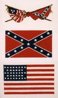 Flags of the Civil War Kit