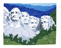 Mount Rushmore National Memorial Kit