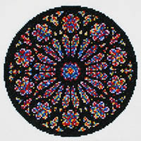 Creation Rose Window Kit