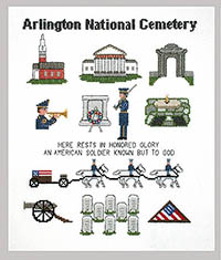Arlington National Cemetery Sampler Kit