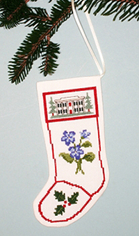 The Hermitage Stocking Ornament Kit