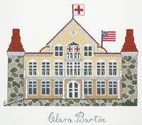 Clara Barton National Historic Site  Kit
