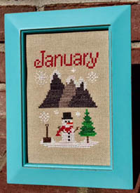 Bitty January