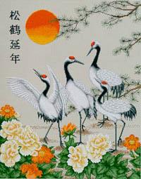 Crane Paradise