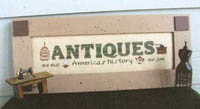 Antiques-America's History