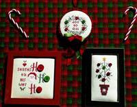 Buttoned Christmas III