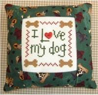 I Love My Dog Kit