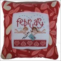February Small Pillow Kit