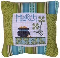 March Small Pillow Kit