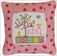 April Small Pillow Kit