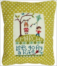 March-Let's Go Fly A Kite Kit