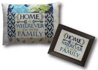 Words of Wisdom - Home is Wherever I'm with Family