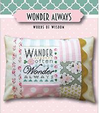 Words of Wisdom - Wonder Always Kit