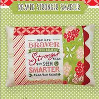 Words of Wisdom - Braver Stronger Smarter Kit