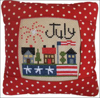 July Small Pillow Kit