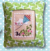 Special Delivery - March Postage Stamp Kit