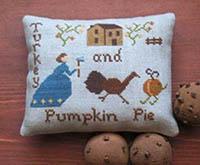 Turkey and Pumpkin Pie