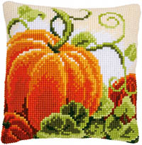 Pumpkin Cushion Kit