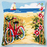 At The Beach Cushion Kit