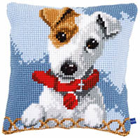 Jack Russell Cushion Kit
