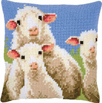 Curious Sheep Cushion Kit