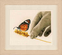 Hand & Butterfly Kit
