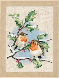 Winter Robins Kit