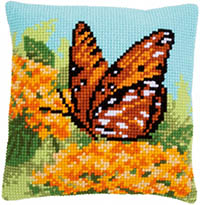 Butterfly of Nature Cushion Kit